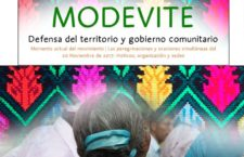 Sesión informativa del Modevite en Chiapas