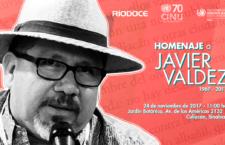 Homenaje a Javier Valdez