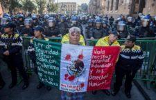 Segundo día de protestas