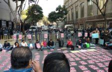 #SeguridadSinGuerra llamó al Senado a un debate sin premura