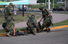 Soldado herido en emboscada | Proceso