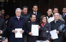 Se suman CNDH y senadores a impugnaciones a Ley de Seguridad Interior
