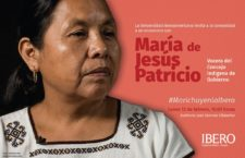 Marichuy en la Ibero CDMX