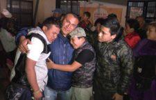 Se respira justicia: tribunal libera a mazahua inculpado falsamente