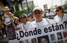 Reclaman deficiencias en fiscalía especial para desapariciones
