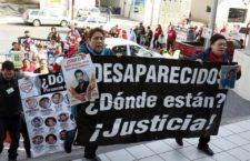 Unen esfuerzos en localización de desaparecidos en Nuevo León