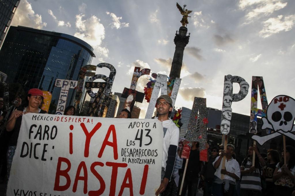 Describiendo la impunidad de México en tres actos / Daniel Vázquez en Animal Político