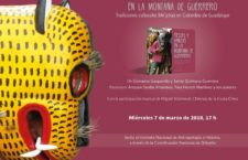 Presentación de libro sobre fiestas en La Montaña de Guerrero