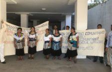 Niegan a tseltales elegir por usos y costumbres para garantizar elecciones partidistas en 2018