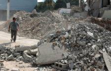 """""""Nuestra comunidad sigue devastada por el sismo"""": habitantes de Jojutla"""