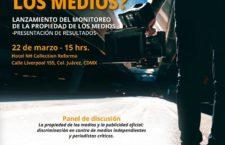 EN AGENDHA | Informe sobre la propiedad de los medios