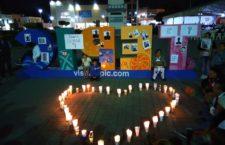 Protestan en Tepic familias de personas desaparecidas