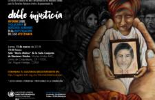 EN AGENDHA | Presentación de informe de la ONU sobre Ayotzinapa