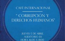 EN AGENDHA | Guadalajara: Charla sobre corrupción y derechos humanos