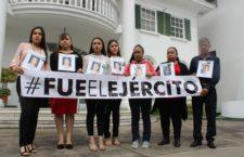 Ante Corte Interamericana, exhiben a Ejército y autoridades omisas