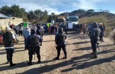 IMAGEN DEL DÍA | Ganaderos impiden restitución de tierras a indígenas