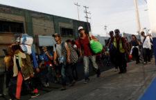 IMAGEN DEL DÍA | Caravana del Viacrucis Migrante llega a Jalisco