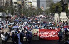 La agenda electoral marca las conmemoraciones del Día Internacional de los Trabajadores