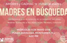 EN AGENDHA | Madres en Búsqueda en Monterrey