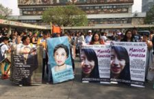 IMAGEN DEL DÍA | Universitarios preguntan #DóndeEstáMarielaVanessa