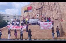Amenazan a opositor a instalación de granja porcícola en cenotes