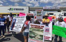 IMAGEN DEL DÍA | Responsabilizan a Marina por desapariciones