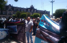 IMAGEN DEL DÍA | Exigen libertad para presos políticos de San Pedro Tlanixco, Edomex