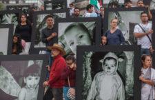 IMAGEN DEL DÍA | Marchas para recordar nueve años del incendio en la guardería ABC