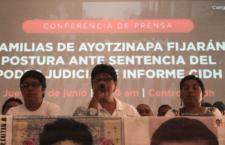 Ayotzinapa: Exigen a Presidente posición ante nueva Comisión Investigadora