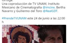 EN AGENDHA | Transmisión por TV UNAM de Ayotzinapa, el paso de la tortuga