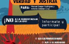 EN AGENDHA | Cuetzalan: Marcha por defensores de la tierra asesinados