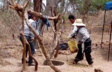 IMAGEN DEL DÍA | Hallan más de 5 mil restos restos humanos dentro de una noria en Sinaloa
