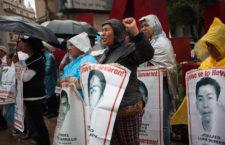 IMAGEN DEL DÍA | A 46 meses sigue el clamor por #Ayotzinapa