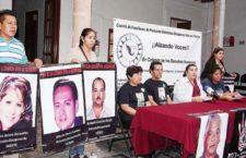 Se suman amenazas a familias en búsqueda en Michoacán