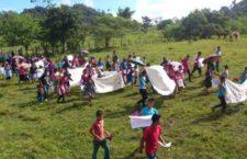 IMAGEN DEL DÍA | Habitantes de la Selva Lacandona reafirman su lucha en defensa de la vida
