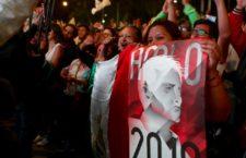 AMLO gana la Presidencia; promete trabajar de inmediato con organizaciones su plan de reconciliación