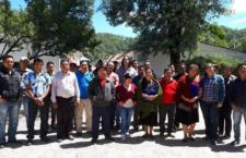 IMAGEN DEL DÍA | Se unen desplazados en Chiapas para exigir el retorno a sus comunidades