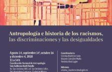 EN AGENDHA | Seminario Antropología e historia de los racismos