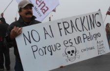 Piden a AMLO que se prohíba el fracking y se detengan concesiones sin consulta