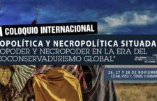 EN AGENDHA | Coloquio Internacional Biopolítica y Necropolítica Situadas