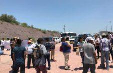 IMAGEN DEL DÍA | Cierran carreteras en Guaymas, Sonora, por desaparición de jóvenes