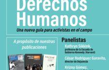 EN AGENDHA | Presentación de libro: Imaginando los derechos humanos