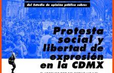 EN AGENDHA | Presentación del estudio de opinión: Protesta social y libertad de expresión en la CDMX