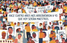 EN AGENDHA | Este 26 de septiembre ¡marchemos por Ayotzinapa!