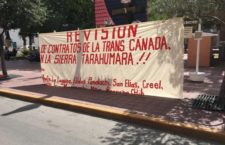 IMAGEN DEL DÍA | Exigen indemnización por gasoducto en comunidades de Chihuahua