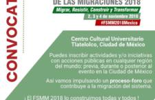 EN AGENDHA | 8o. Foro Social Mundial de las Migraciones