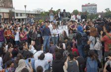 IMAGEN DEL DÍA | Se van a paro 32 planteles de la UNAM tras ataque de porros