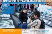 EN AGENDHA | Conferencia sobre recomendaciones en cuanto a libertad de expresión