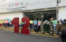 IMAGEN DEL DÍA | Protestan deudos en PGJ por News Divine
