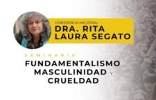 EN AGENDHA | Seminario de Rita Segato en la Ibero
